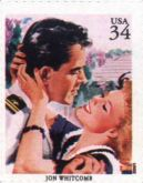 Pinup Briefmarken